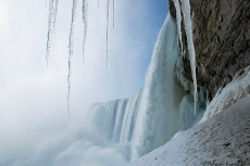 Niagara falls, A Winter perspective
