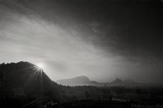 Ramanagara - A gray scale perspective