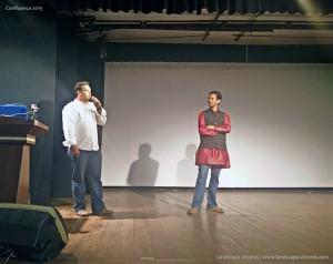 Shiva & Harsha sharing their experiences