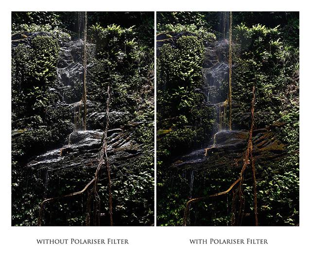 Filters for landscape photography