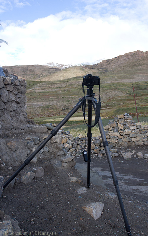 Time Lapses - Behind the scene