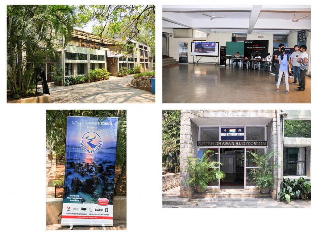 Location: Sathish Dhawan Auditorium, IISc, Bangalore